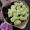 Букет из 19 белых роз купить с доставкой