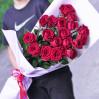 Букет 19 голландских роз купить с доставкой