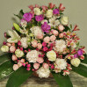 Huge Flower Basket Peony Paradise buy with delivery