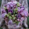 """Большая коробка с цветами """"Яркая Весна-2"""" на заказ"""