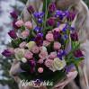 Basket of Spring flowers story on ordering