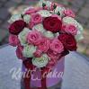 Flowers in a hatbox Joy