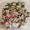 """Big basket of flowers """"Сказка2"""" to order"""