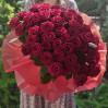 """51 красная роза сорта """"Red Naomi"""""""