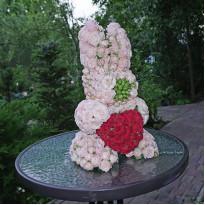Цветы на 14 февраля: доставка