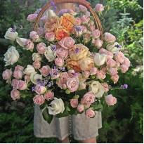 Анонимная доставка цветов по Киеву от нашего интернет-магазина