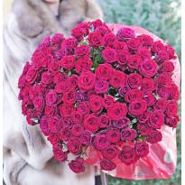 Как правильно заказать букет роз для доставки