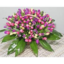 Как недорого заказать цветы в Киеве к 8 Марта