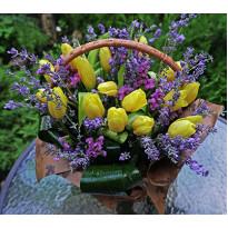 Как выбрать и заказать доставку весеннего букета цветов