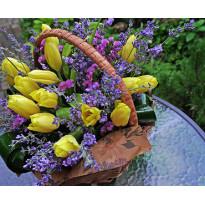 Как происходит заказ цветов в Kvitochka