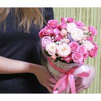 Какие бывают букеты невесты из роз? Свадебные букеты в Киеве