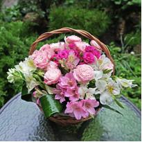 Букеты летних цветов купить в Киеве - нежность, гармония