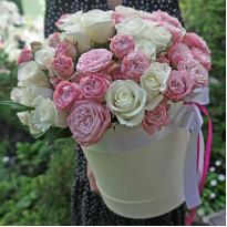Подарить букет роз в знак признания в любви