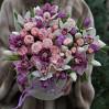 """Большая коробка с цветами """"Яркая Весна"""""""
