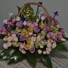 Большая корзина цветов Сказка с доставкой в Киеве