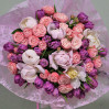 A large bouquet of peonies buy with delivery