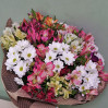 Large mixed bouquet of Summer flowers from the salon Cvichocka