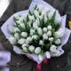 Buy white tulips delivery in Kiev and Kiev region