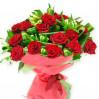 """Букет с розами и альстромериями """"Мечте"""""""