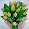 Букет белых тюльпанов заказать в Киеве