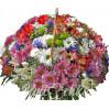 """Корзина цветов """"Праздник"""""""