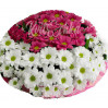 A Bouquet of romashkovidnye hrizantem Daisies' with delivery in Kiev and region