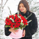 To order flowers in a box in Kyiv with delivery