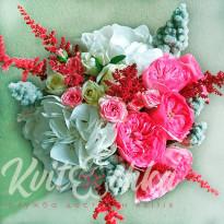 Свадебные букеты для невесты: как заказать