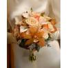 Букет невесты зимний № 33