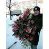 """Букет с орхидеями """"Королевский"""""""