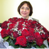Букет из 51 красной розы с доставкой по Киеву