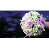 Форма букета невесты: как правильно выбрать