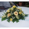 Decoration for the wedding cars No. 8