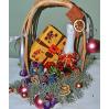 Новогодняя подарочная корзина №7