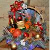 Christmas gift basket Premium No. 11
