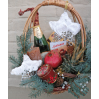 Christmas gift basket delivery in Kiev and region