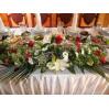 Композиция для свадебного стола недорого №9