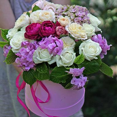 Заказ цветов Киев доставка
