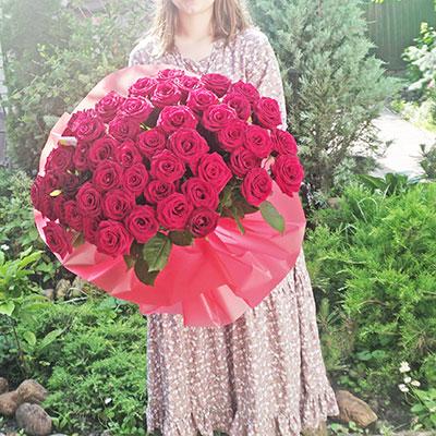 Ordering flowers Kiev