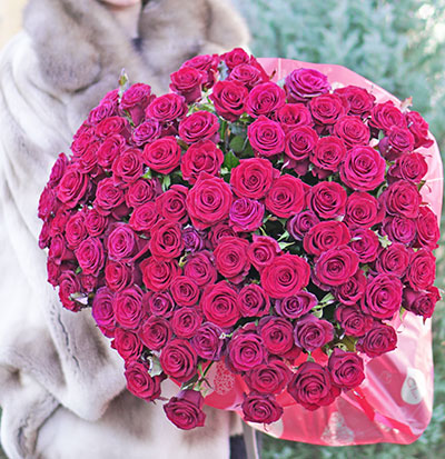 Bouquets of flowers to order Kyiv