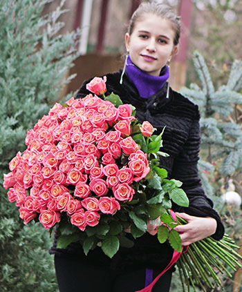 Online order flowers to Kyiv