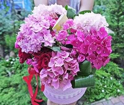 Цветы Киев на заказ