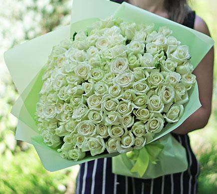 Букет цветов на заказ Киев
