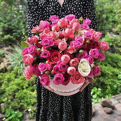 Цветы на заказ Киев