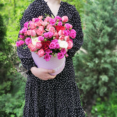 Flowers delivery to Kiev the day