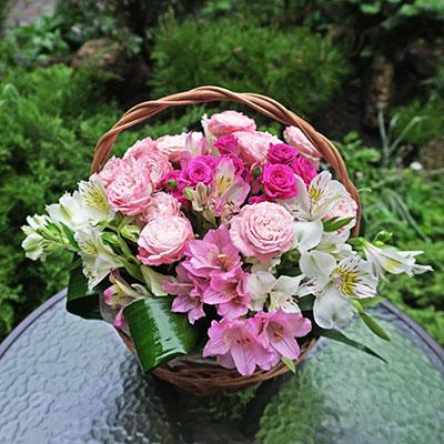 Цветы с доставкой на Троещину