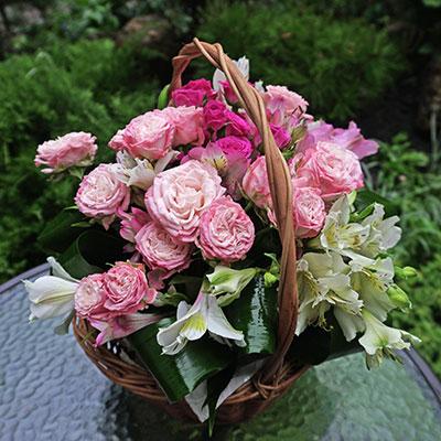 Заказать цветы с доставкой в Шевченковский район