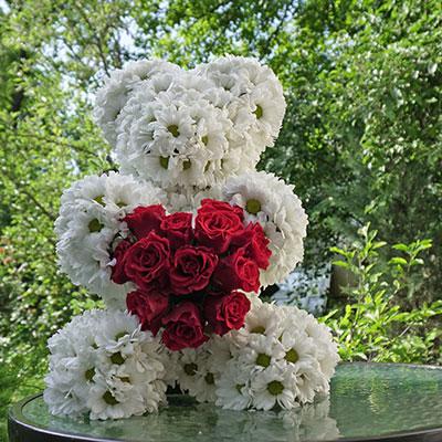 Flower delivery Darnitskiy district