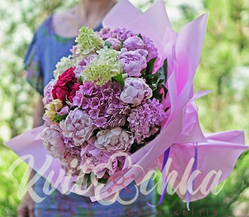 Гарантии качества букета цветов и доставки