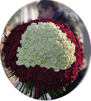 About us: flower delivery company in Kiev Kvitochka